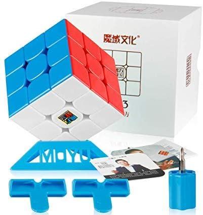 Cubelelo MoFang JiaoShi MF3RS3 3x3 Stickerless Magic Cube