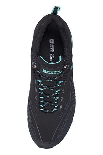 Zapatillas Zapatillas Zapatillas para Suaves Mujer Warehouse de Zapatillas Ligeras Impermeables Negro montaña Mujer Mountain Transpirables para Collie v5FqYIw