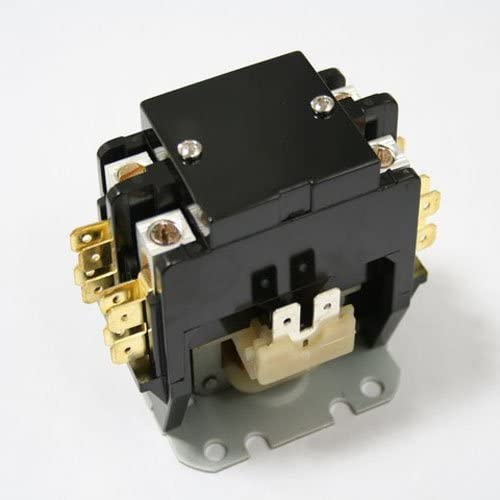 Replacement Single Pole / 1 Pole 30 Amp Condenser Contactor Fits Goodman CONT1P025024VS