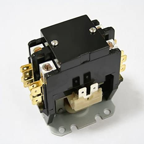 1 Pole 30 Amp Replacement Condenser Contactor 95M55 by Replacement for Lennox Lennox Single Pole