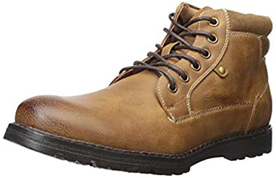 Kenneth Cole Unlisted Men's Hall-Way Chukka Boot, Tan, 7 M US