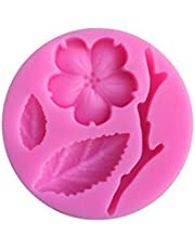Small Flower Silicone Chocolate Fondant Mold Cake Baking Decoration Mould