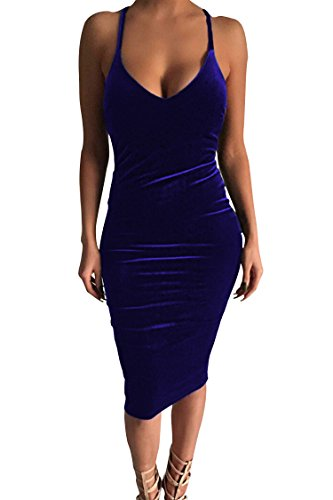 fitted backless dress pattern - 8