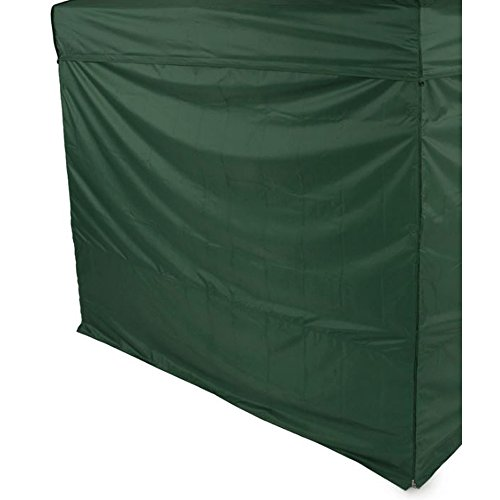 Impact Canopy 30080007 Outdoor Canopy Wall, 8', Forest (Canopy Forest Green)