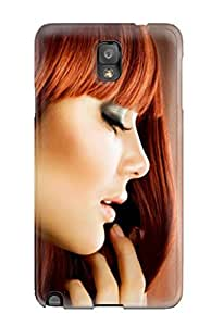 Barbara Anthony Premium Protective Hard Case For Galaxy Note 3- Nice Design - Babe Women