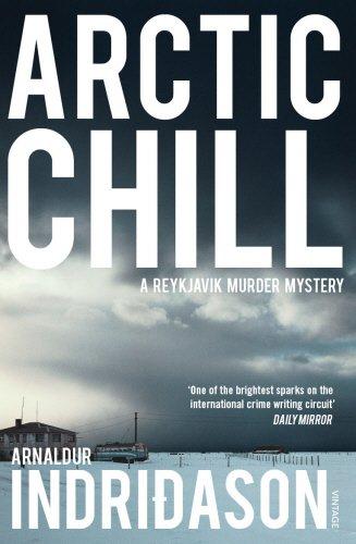 Arctic Chill Reykjavik Murder Mysteries