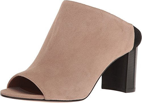 Aquatalia Women's Seneca Almond Suede Shoe