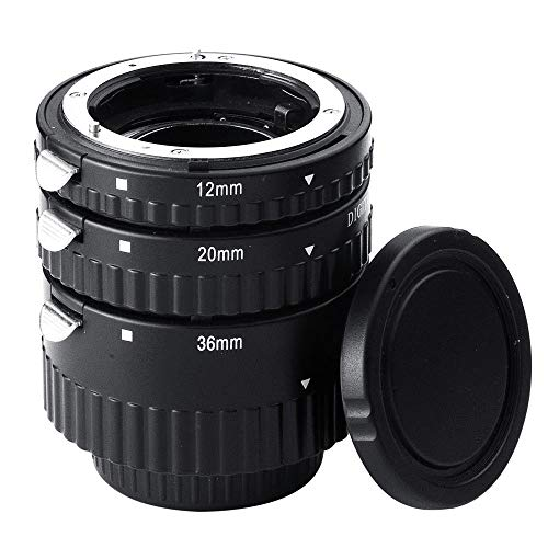Mcoplus Extnp Auto Focus Macro Extension Tube Set for Nikon AF AF-S DX FX SLR Cameras