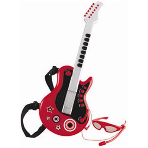 International Playthings ELC Rock Star Guitar