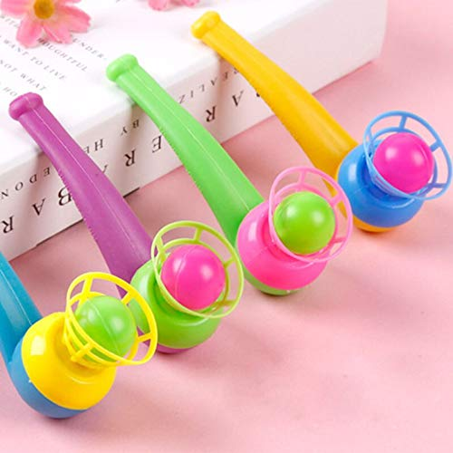 1 Pc Learning Balance Toy Suspension Blowing Ball Plastic Traditional Nice Gift Classic Nostalgic Toys Kids Educational Tools]()