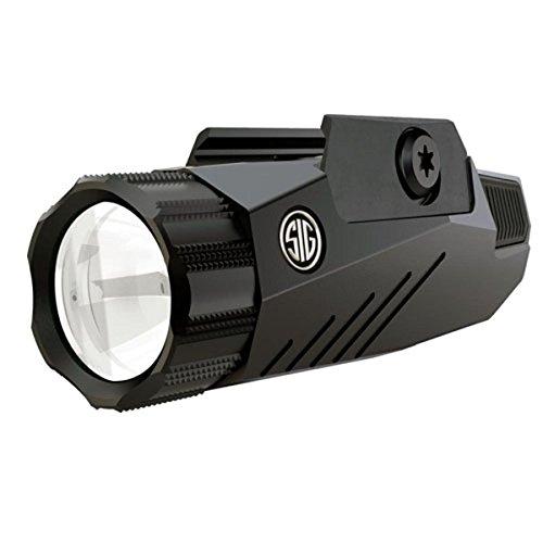 Sig Sauer Foxtrot1 100 200 300 Lumen Rail Mount Graphite Tactical White Light ()