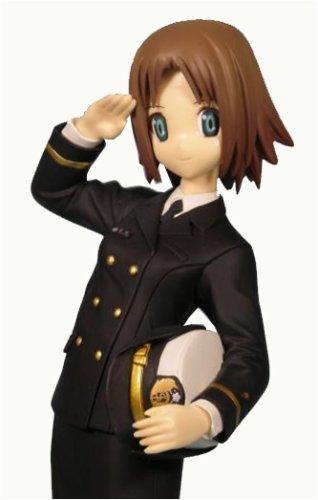 TIPO B Asahi ufficiale Kashima marittimo donna autodifesa ufficiale di autodifesa! Soreyuke (1/8 Scale PVC Figure) (japan import)