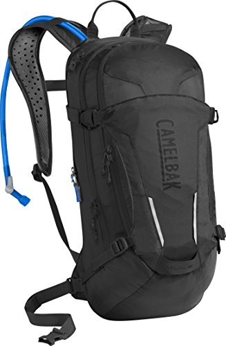 (CamelBak 1115001000 M.U.L.E. Crux Reservoir Hydration Pack, Black, 3 L/100 oz)