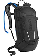 CamelBak M.U.L.E. Mountain Biking Hydration Pack - 20 Percent More Water Per Sip - Easy Refilling Hydration Backpack - Magnetic Tube Trap - 100 Ounce