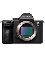Sony A7 Series Reliable, Durability Alpha 7 III with 35mm Full-Frame Image Sensor, Black (ILCE7M3B)