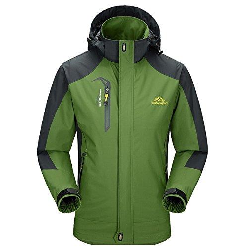 Soft Shell Snowboarding Jacket - 9