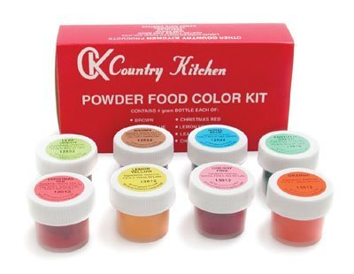 Powdered Food Coloring Kit by CK Products