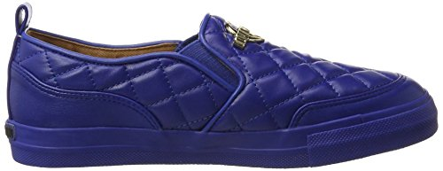 Love Moschino Damen W.Sneakers Slipper Blau (Bluette)
