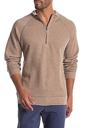 Tommy Bahama Flipshot Reversible Half Zip Pullover Sweater, -