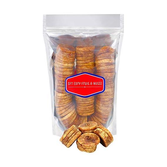 SFT Anjeer Premium Quality (Dried Figs) Grade - Medium Size 1Kg