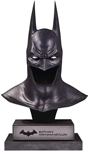 DC Collectibles DC Gallery: Arkham Asylum Batman 1: 2 Scale Cowl