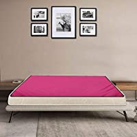 Stylista Waterproof Bedsheet/Mattress Protector Size WxL 36x75 inches Single Bed one Unit Polyester