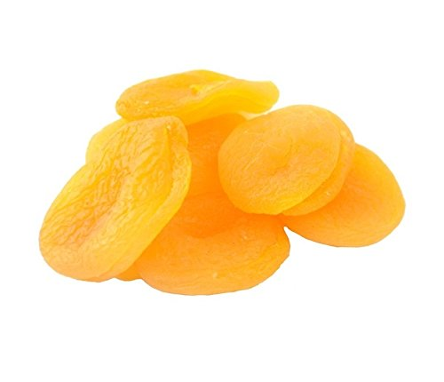 Anna and Sarah Dried Turkish Apricots in Resealable Bag, 3 Lbs