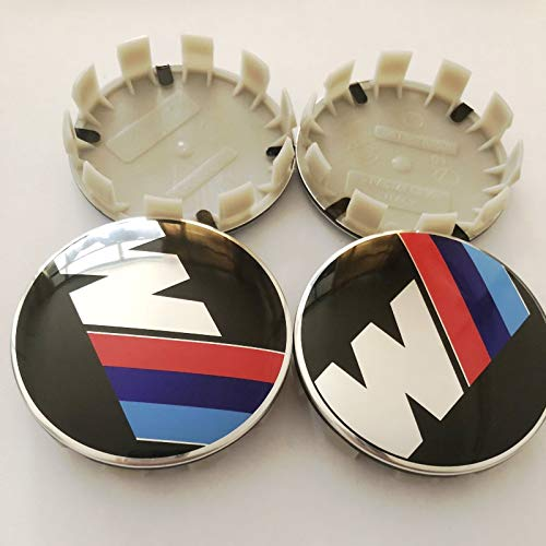 F.S BMW-E38-E90-E60 4x68MM Car Logo Wheel Centre Hub Cover Emblem
