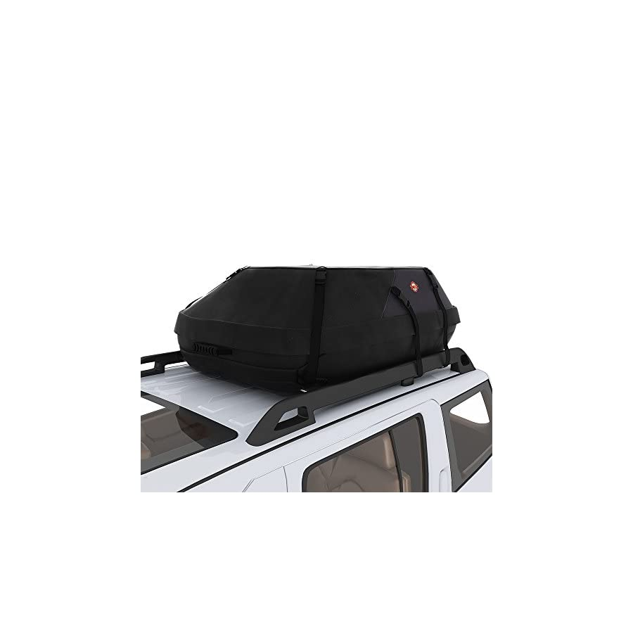 Ferty Vehicles Oxford Waterproof Roof Top Cargo Carrier Luggage Travel Storage Bag for Cars, Vans and SUVs (US Stock)