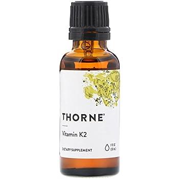 Thorne Research - Vitamin K2 Liquid (1 mg/drop) - 30 ml