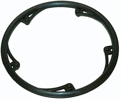 Bici C - Cubre Plato Plastico Negro,P3-48 Dientes: Amazon.es ...