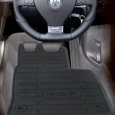 Hitech OEM ARMVWG5602/3 Hatchback Rubber Mats Hitech Autoparts
