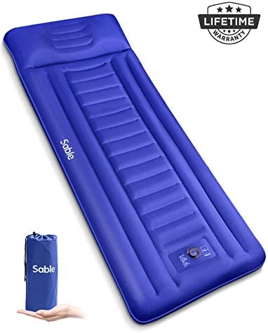 Sable Camping Sleeping Pad