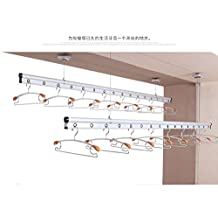 HOTATA Ceiling Mounted Clothes Drying Rack