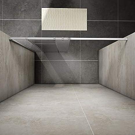 Mampara de ducha con espejo.: Amazon.es: Bricolaje y herramientas