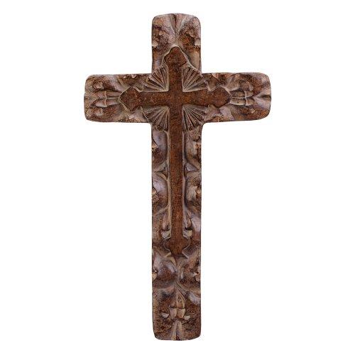 Gifts & Decor Classic Rustic Wall Cross