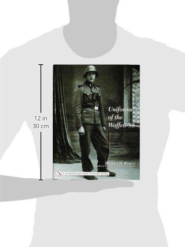 Uniforms of the Waffen-SS 1942-1945 Ski Uniforms, Overcoats