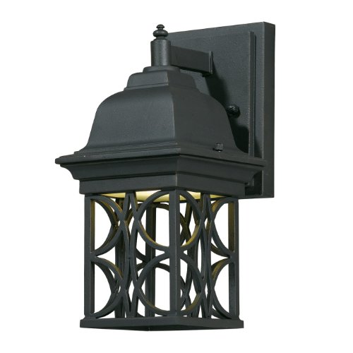 Triarch 78140-10 Fluorescent Outdoor Wall Light, - Triarch Sconce Outdoor Lighting
