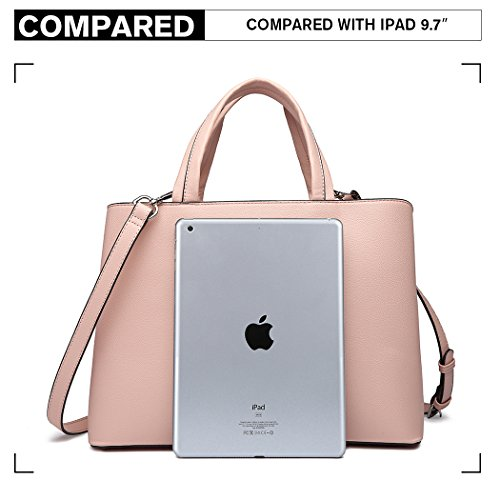 Bag Crossbody Zipper Quality Closure Top With Handle Women Magnetic compartment Miss Pink Multi Handbags Lulu Shoulder wRq6X6H