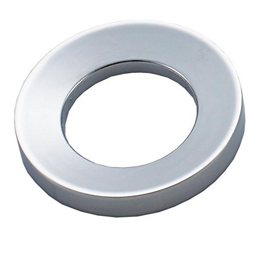 (Votamuta Mounting Ring for Vessel Sinks,Chrome(Chrome))