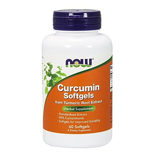 NOW Curcumin,60 Softgels Review