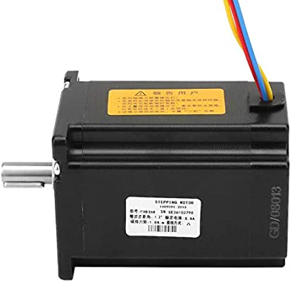 1.2 ° FHB368 Motor paso a paso DC24-80V 5.8A 1.5 NM Para máquinas ...
