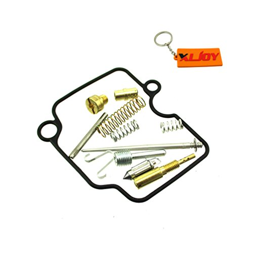 XLJOY Carburetor Rebuild Repair Kit For 26mm Mikuni VM22 Carb Pit Dirt Bike(Main Jet #95,Slow Jet #15)