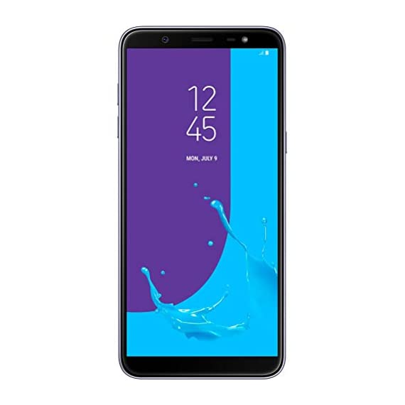 - 41MUUt KOrL - Samsung Galaxy J8 (2018) Duos SM-J810F/DS 32GB Dual SIM Factory Unlocked GSM Smartphone – International Version, No Warranty (Lavender)