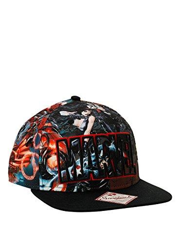 Marvel Logo The Avengers Sublimation Snapback Hat