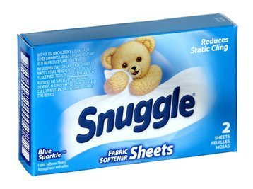 VEN2979929 - Snugglereg; Fabric Softener Sheets, 2 Sheets by Snuggle Pet Products by Snuggle