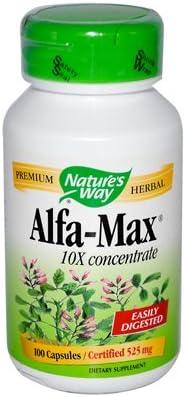 Natures Way Alfa Max