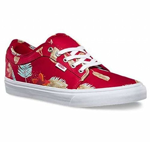 Vans Chukka Low Aloha Chili Pepper Sneakers Uomo (9 Mens)