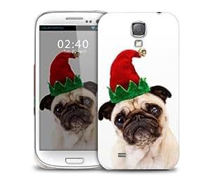 xmaspug Samsung Galaxy S4 GS4 protective phone case