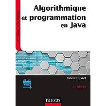 Algorithmique et Programmation En Java (infosup) 5e Éd.